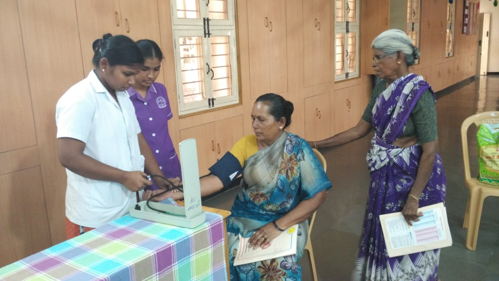 Free Medical Camp at Mariyalaya Childrens Home (2)