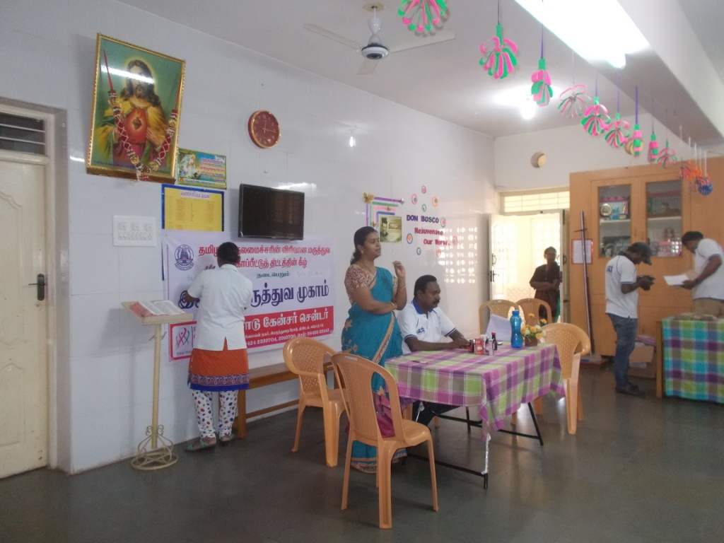 Free Medical Camp at Mariyalaya Childrens Home (4)