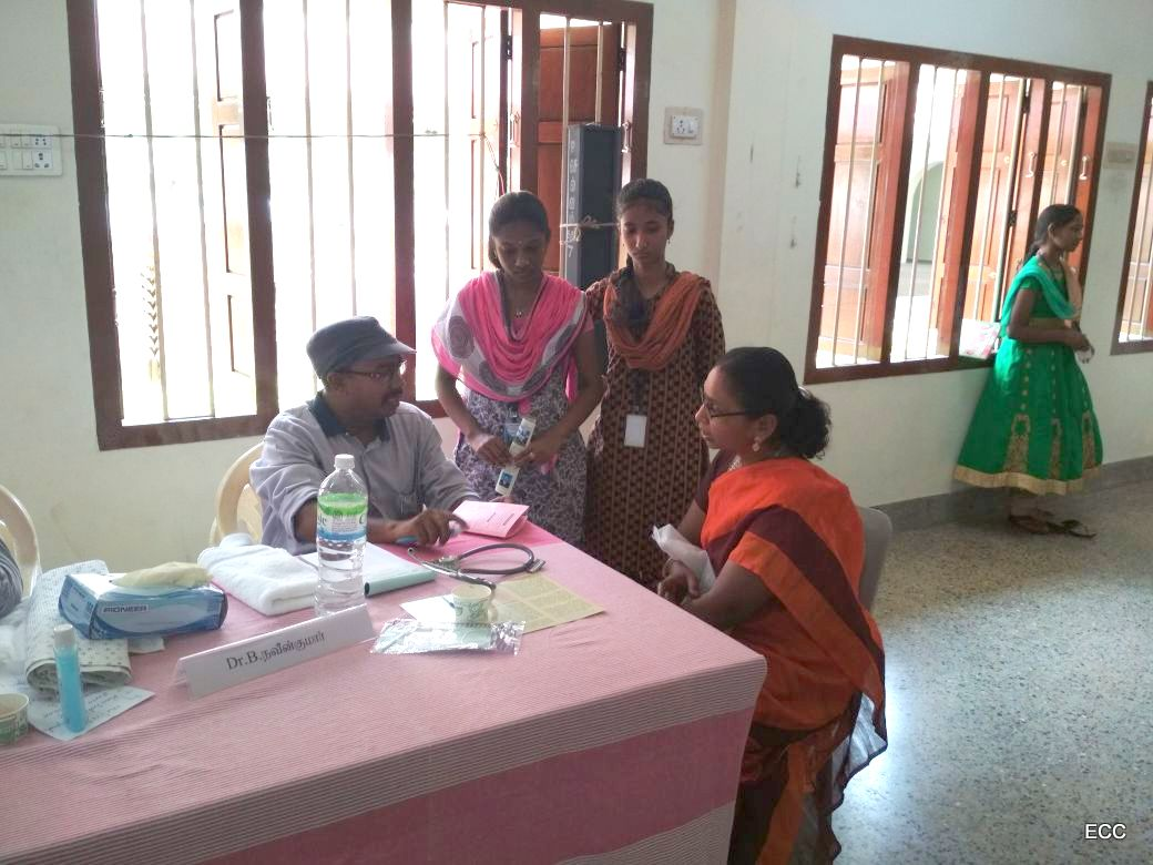 29-04-2018 Free Medical Camp at Karur