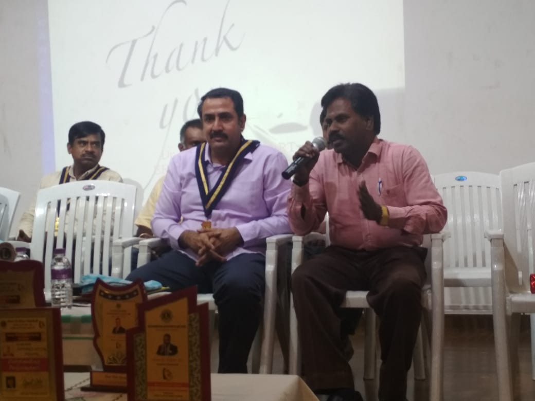 Cancer awareness program in Central Lions club, Veerappanpalayam (10)
