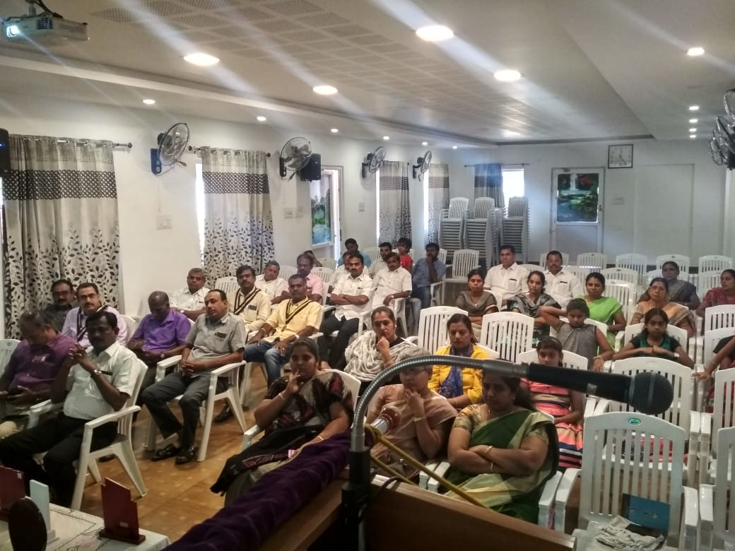 Cancer awareness program in Central Lions club, Veerappanpalayam (4)