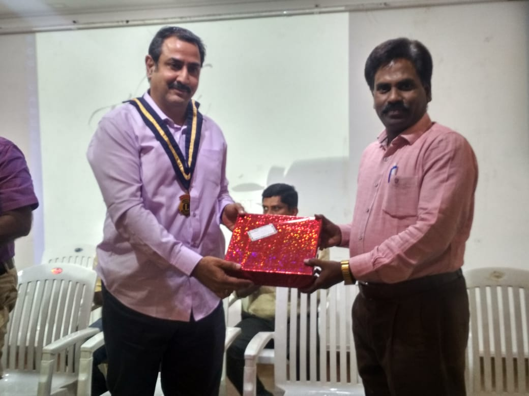 Cancer awareness program in Central Lions club, Veerappanpalayam (6)