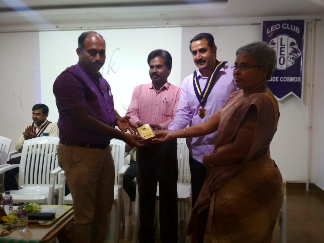 Cancer awareness program in Central Lions club, Veerappanpalayam (8)