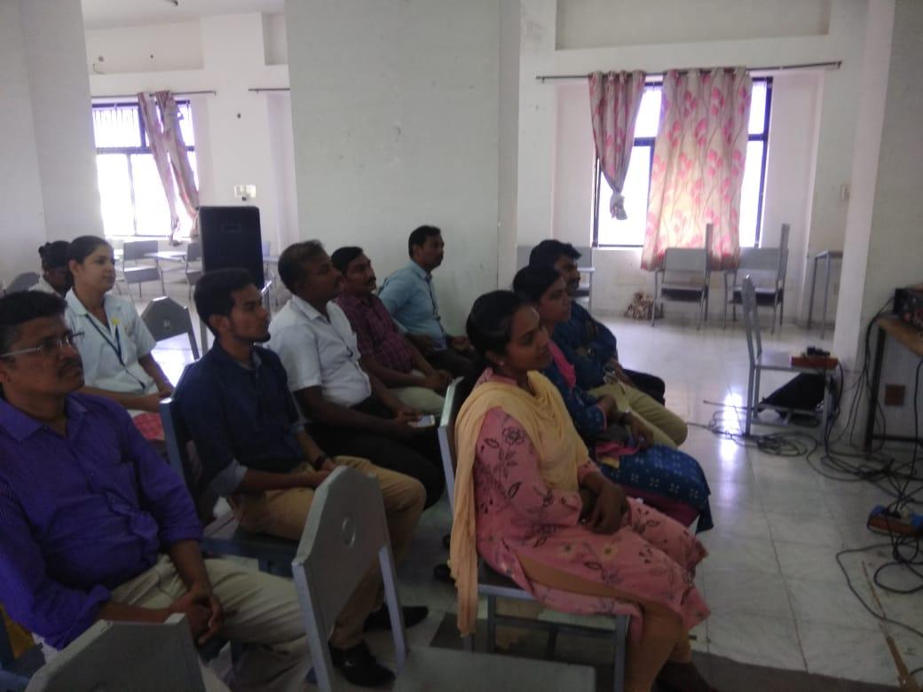 Awareness speech in JKK dental college5