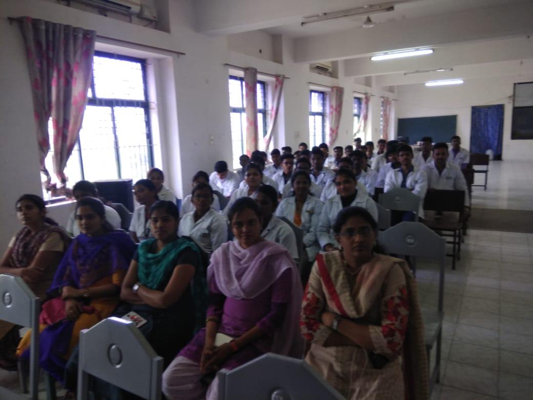 Awareness speech in JKK dental college8