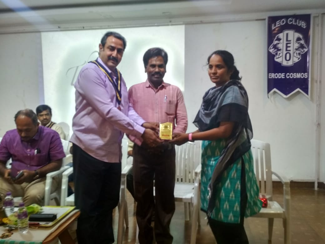 Cancer awareness program in Central Lions club, Veerappanpalayam (7)