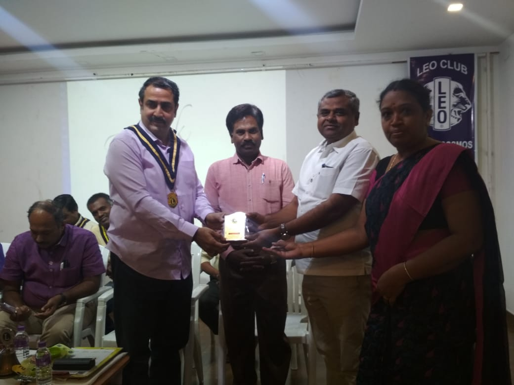 Cancer awareness program in Central Lions club, Veerappanpalayam (9)