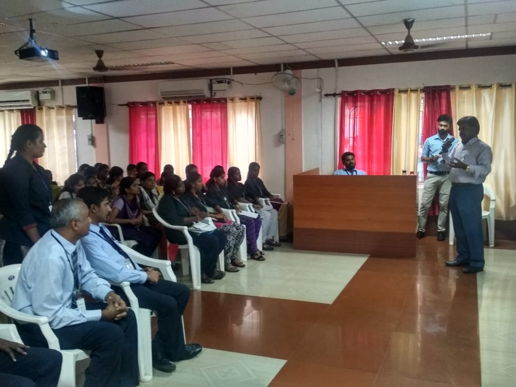 Interaction session of students (6)